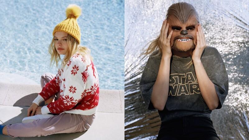 過冬就要來件毛衣穿搭!10件Pull&Bear聖誕系列、Star Wars系列毛衣T-shirt