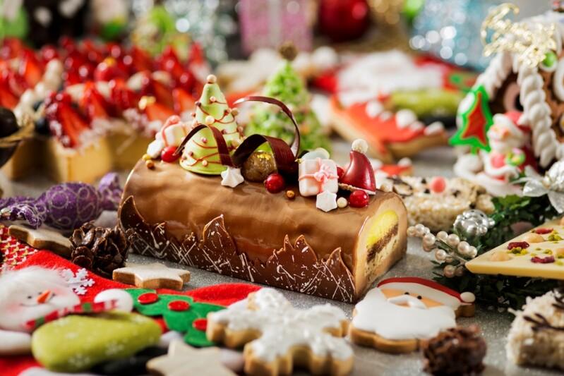 聖誕奇幻森林交換禮物都實現 台北遠東「奇幻聖誕」午茶饗宴療癒又可愛