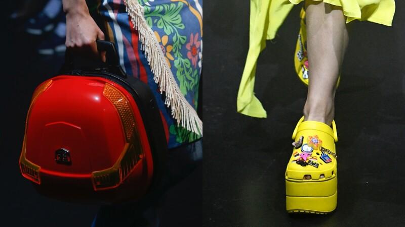 機車置物箱也能當成手提包?Balenciaga春夏系列太狂!