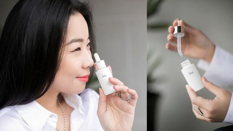 時尚部落客Yutopia李瑜的最新美肌「體悟」:原來皮膚看起來要好,保養越是「透明」,越好!