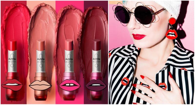 GD、Big Bang都愛的巴黎公主設計師品牌Yazbukey 與植村秀聯名推出16色「無色限絲滑粉霧唇膏」你怎能不愛!