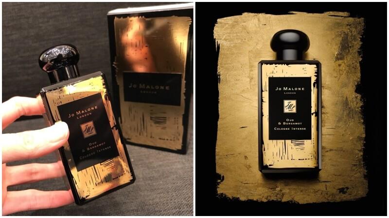 只有黑金能超越黑瓶!Jo Malone London推出史上最華麗的限量包裝~數量稀少只在4店獨賣