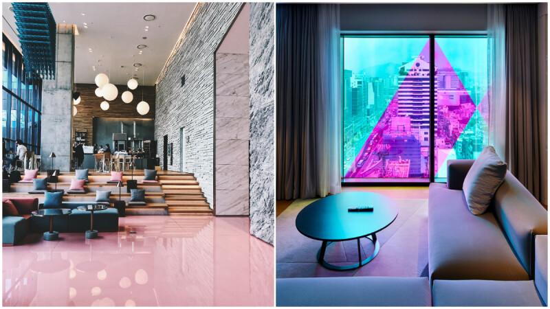 最潮的首爾網紅聖地:RYSE Hotel,當代創意實驗場