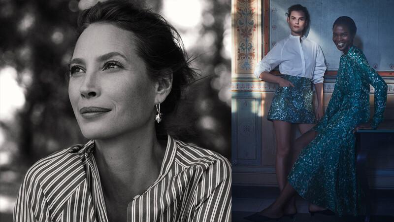 回望瑞典美好家居生活,舉手投足皆是優雅女人味!2018 H&M Conscious Exclusive 系列