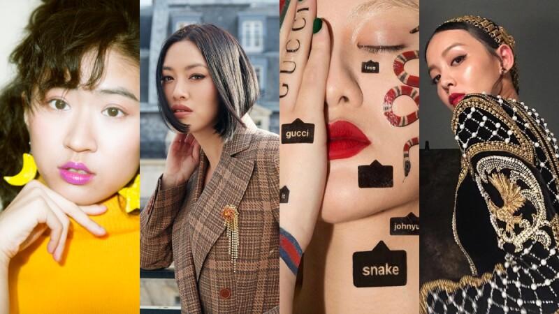 獨家專訪:4位來自台灣卻在國際間聲量飛天的新生代It Girl時尚態度Q&A