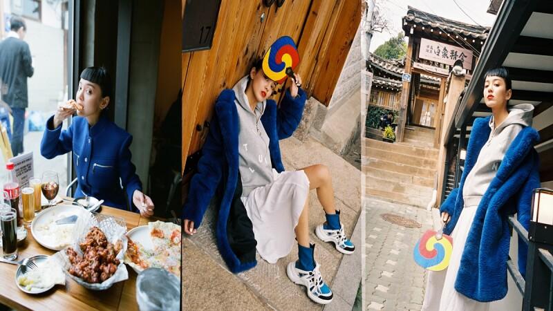 首爾她最愛這些地方!人氣潮模李函的私房踩街地圖大公開!