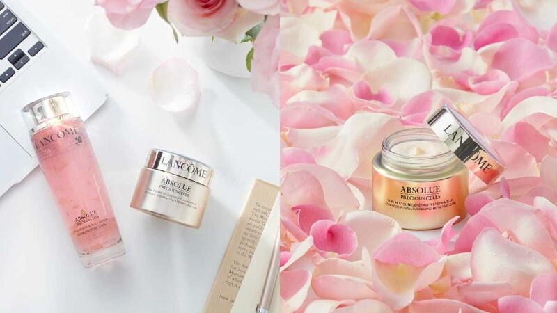夏天來了! 最新三水保養法,讓肌膚沐浴在療癒玫瑰花瓣裡,閃閃發光