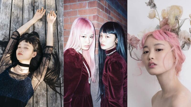 闖蕩於國際時尚圈的二次元亞裔面孔少女:Yuka Mannami和Fernanda Ly!