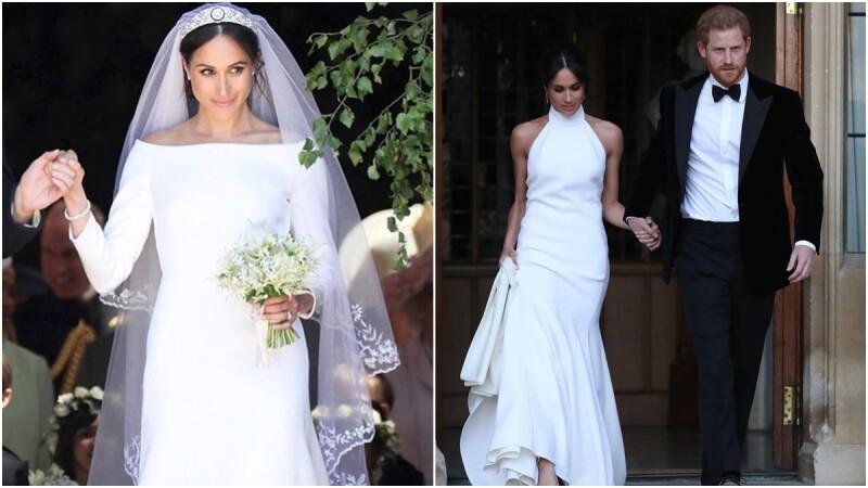 史上最自然率真的婚禮妝容!英國皇室大婚梅根馬克爾的輕透裸妝讓哈利王子更加著迷