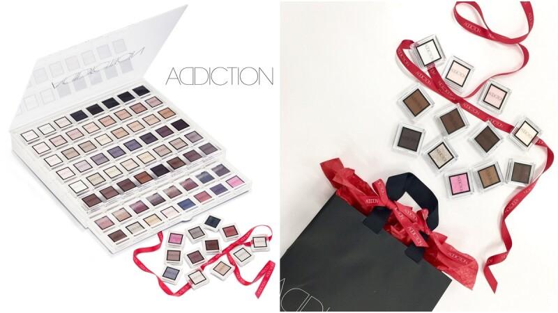 直接帶走全系列96色眼影!ADDICTION一週年推出「癮彩眼影經典上癮禮盒」