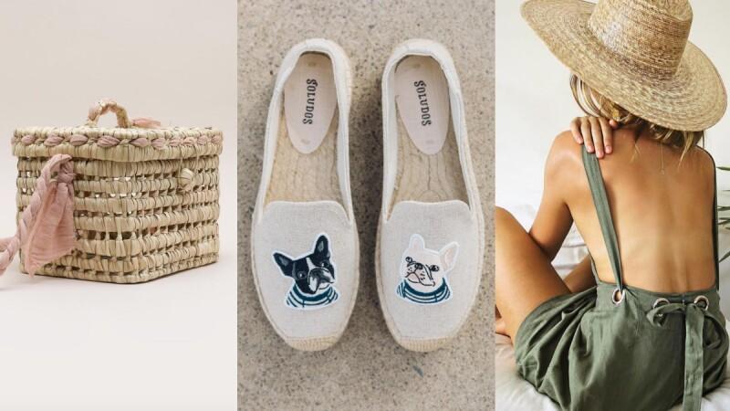 夏日單品怎麼能少了它?七大網路品牌的編織逸品,替你的配飾正式換季!