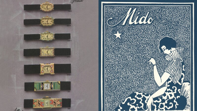 【鐘錶小學堂】1918到2018年,Mido瑞士美度表的百年風格關鍵字