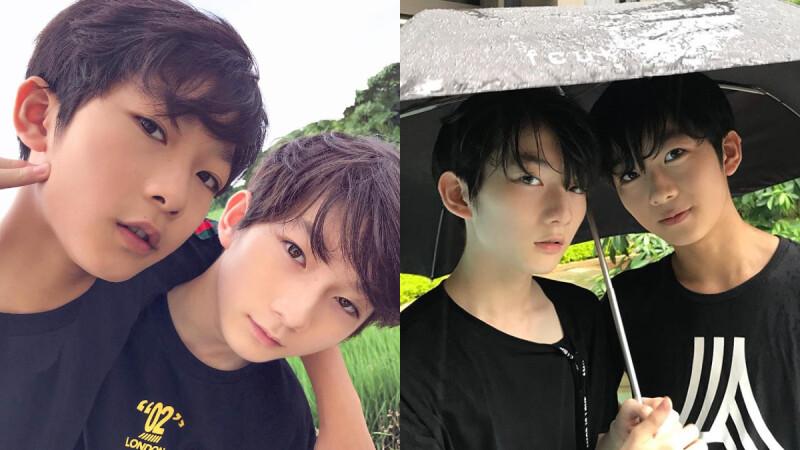 網紅美少年兄弟英亞、英蘭太吸睛,日本出生,風靡日韓,但他們竟然住在台灣阿!