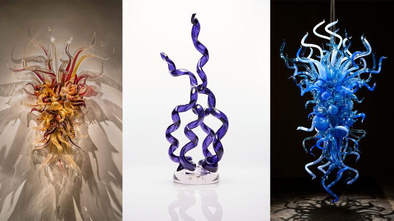 絕美玻璃藝術,宛如來自異世界!睽違25年,藝術大師戴爾・奇胡利在台首展《奇胡利:台北》