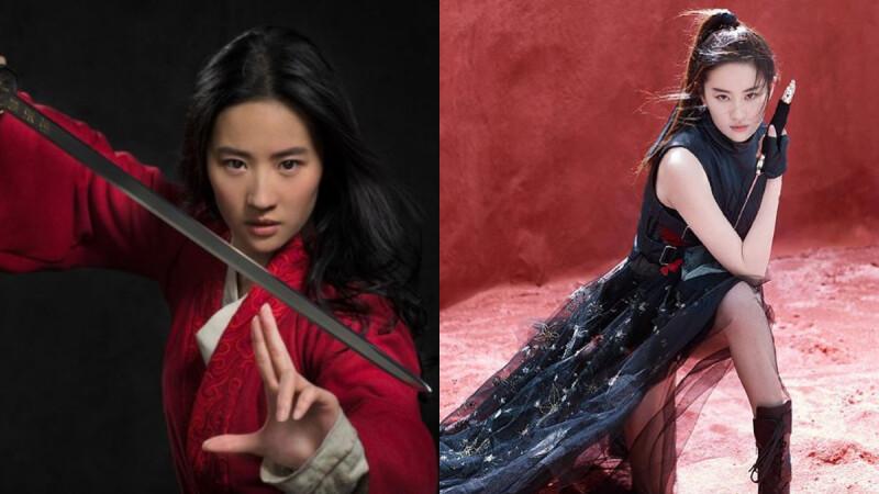 仙女姐姐劉亦菲主演,迪士尼真人版動畫電影《花木蘭》預告釋出,各位期待嗎?