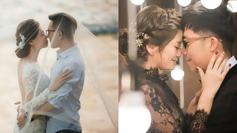 還在挑選禮服式的傳統婚紗?現在流行將「時裝元素」加入婚紗造型,想當最美新娘就要把婚紗禮服穿出個人品味!