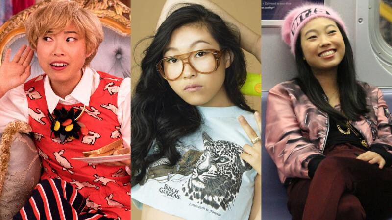 她演過女版《瞞天過海》,也在《瘋狂富豪》中菸嗓搞笑!首位亞裔女星獲金球獎 Awkwafina 真實身份是Rapper!