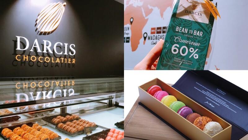 打造首間旗艦店、Café DARCIS甜點咖啡廳!比利時頂級巧克力DARCIS CHOCOLATIER來台開店,主廚精選口味幫你劃重點