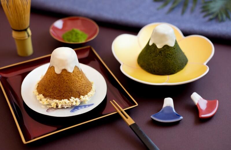 可以帶著走的富士山!ABC Cooking Studio獨家限定體驗「富士雙景磅蛋糕」