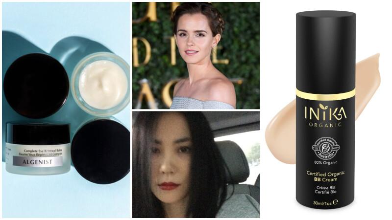 艾瑪華森同款INIKA BB霜、王菲同款ALGENIST爆水霜,兩大中外天后愛用彩妝保養品牌一次登台