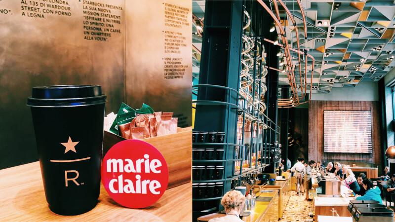 全世界最美的一間星巴克,米蘭首間專賣店直擊!