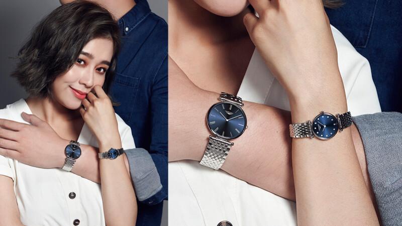 率性自在的個人魅力,La Grande Classique嘉嵐系列腕錶帶你找回美好初心原點