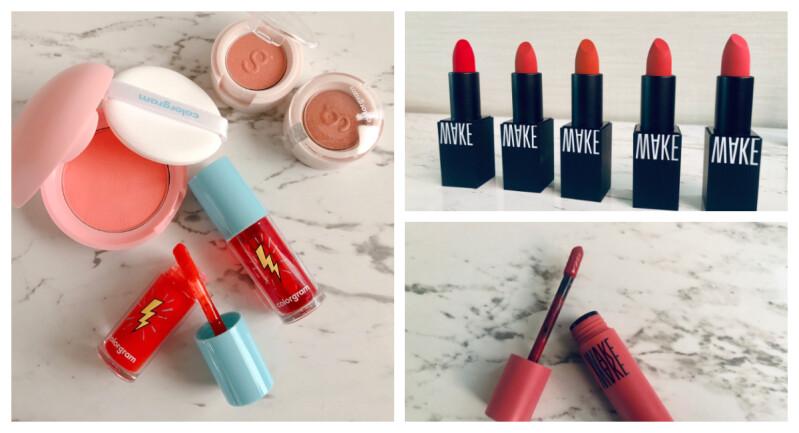 架上從來沒看過這些色號,一上市就缺貨,Olive Young韓國彩妝品牌WAKEMAKE和colorgram來台狂賣