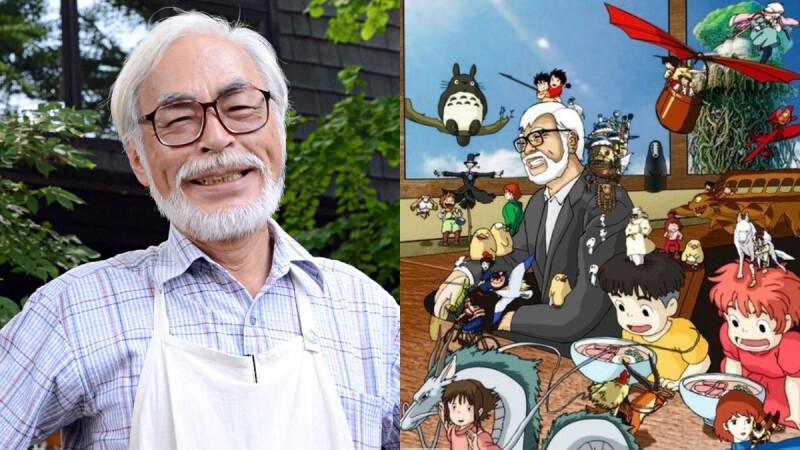 又要再復出?宮崎駿 獲頒「 洛杉磯影評人協會」 終身成就獎,最新動畫作品有望2020年問世!