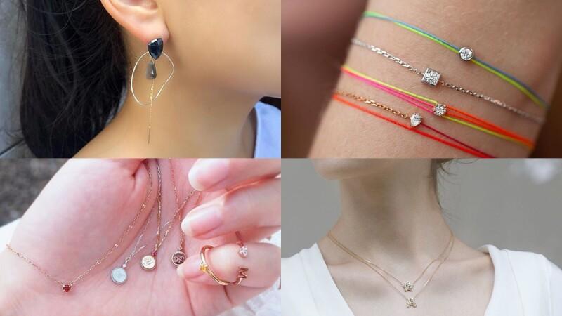 簡單就很迷人!AHKHA、agete、Redline、VA…四大輕珠寶品牌的必關注作品清單盤點