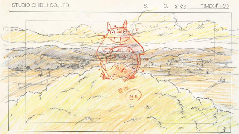龍貓、千尋、霍爾都來囉!1,400幅手稿完整曝光!《吉卜力動畫手稿展》台北展出世界最終站
