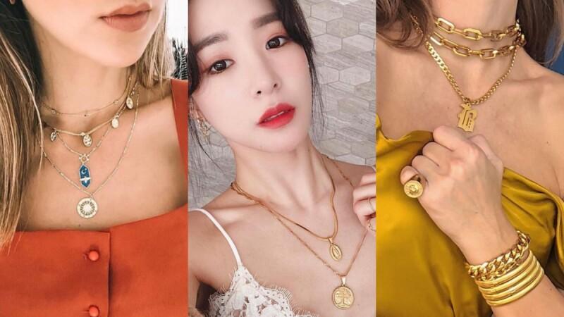 時尚指標都在戴!跟上現正最夯的黃銅項鍊品牌推薦,替平日裝扮佐上歐式風情的迷人氣質!