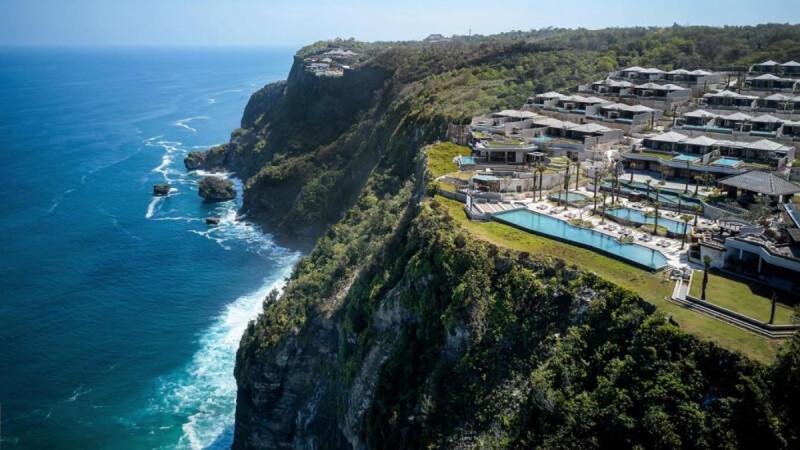 最美的夕陽就在這裡!網紅必去峇里島最新飯店Six Senses Uluwatu