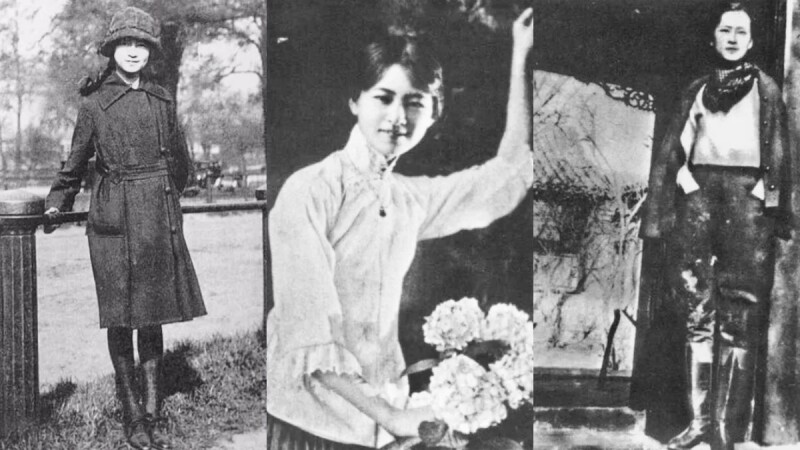 漆皮靴、漁夫帽、百褶裙…詩人徐志摩愛一輩子的才女林徽因居然是隱藏版時髦帶貨女王!