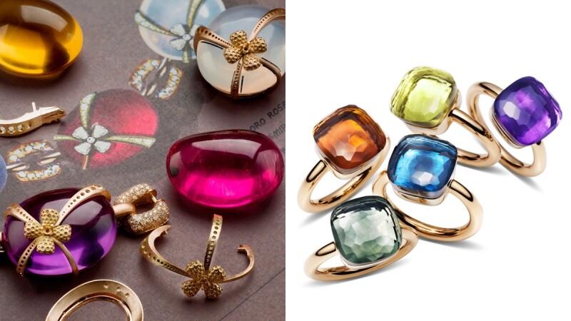 【珠寶小學堂】十二星座幸運生日石,鑽石、紫水晶、珍珠、藍寶石... 選對寶石招好運!
