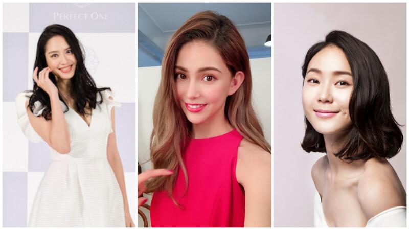 2019最美代言人:DHC X昆凌、星采醫美X鍾瑶、帕妃雯X白歆惠