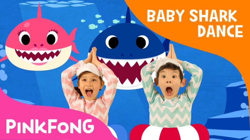這兒歌有毒!全球爆紅神曲〈Baby Shark Dance〉,超過21億點擊率超洗腦!