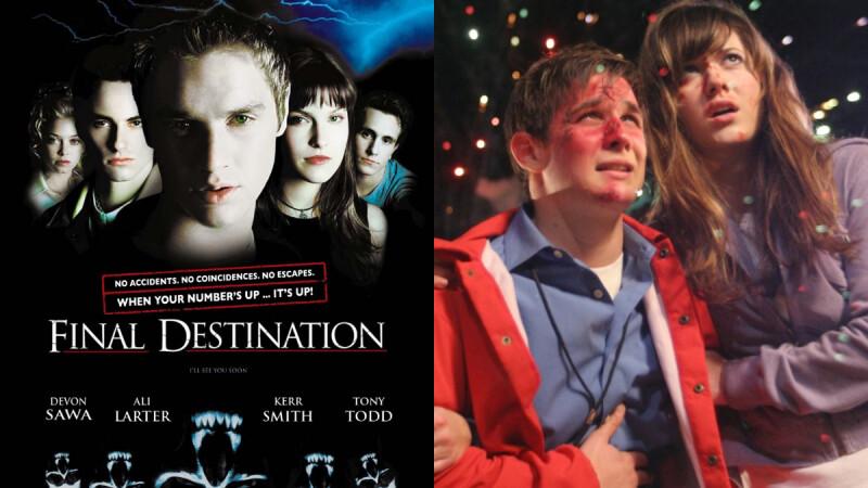 經典驚悚電影《絕命終結站》即將回歸,五花八門離奇死亡方式躲不了!