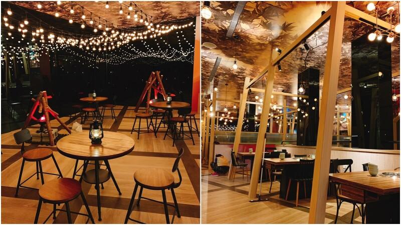 這次露營車開到宜蘭!室內露營餐廳「原燒O-NiKU」二店全新開幕
