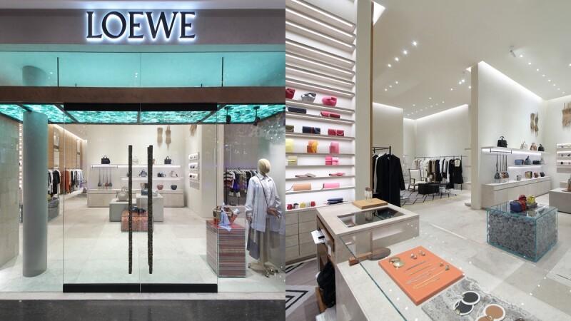 超美店裝宛如一間藝廊!全台第一家CASA LOEWE全系列概念店進駐微風南山