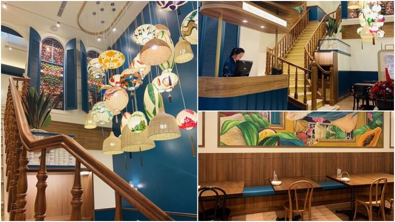 最美越式料理再開新店!以越南胡志明美術館為題,沐越越式料理新店位置就在這裡