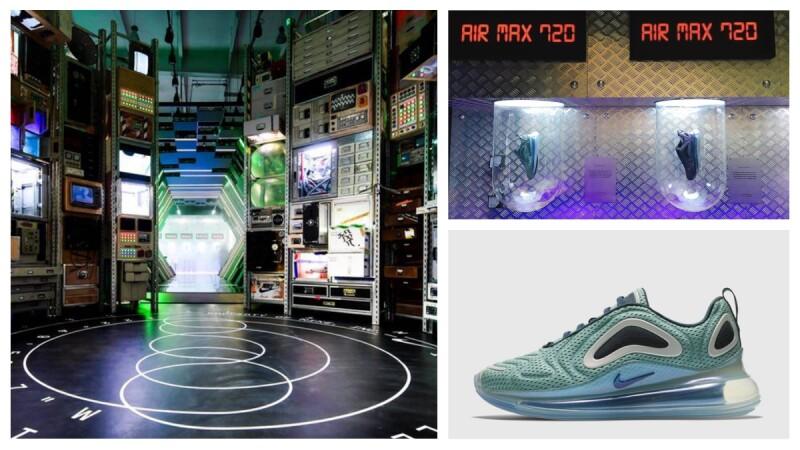 超囂張的3.8公分!AirMax家族史上最厚氣墊,Nike Air Max 720即將在台發售!