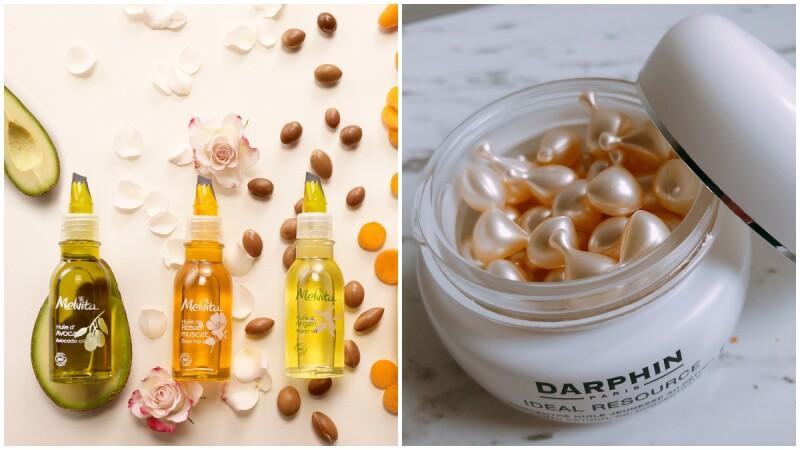 「筆尖滴頭不怕沾手,史上最方便使用的美容油」Melvita蜜葳特植物油全新改版,DARPHIN也把美容油變成一顆顆膠囊