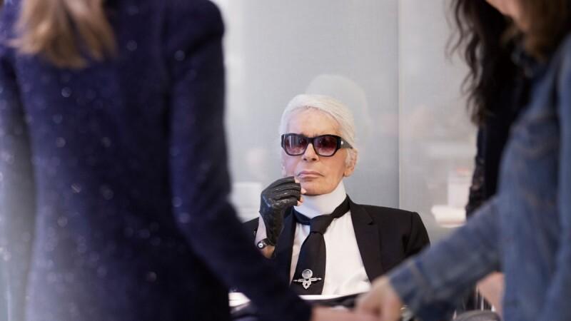 關於老佛爺不可不知的事:被女人圍繞、第一個建築作品在台灣、踏進時尚圈的首個品牌