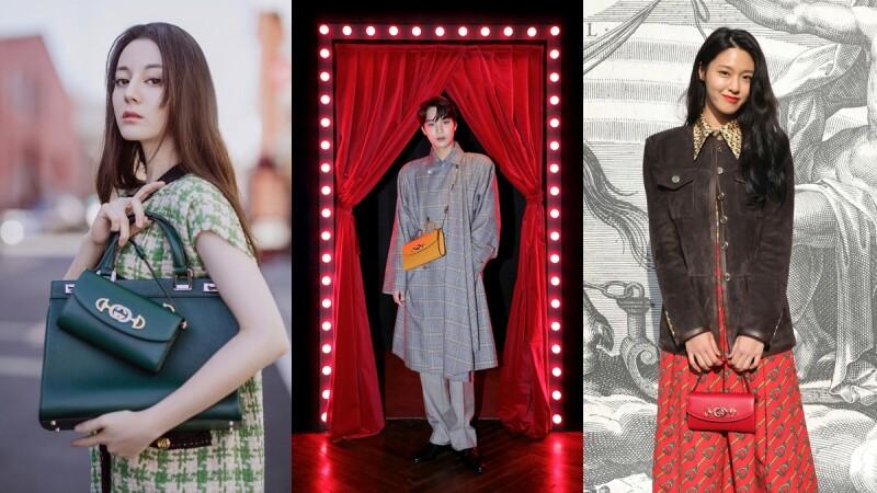 下一個爆款IT包!迪麗熱巴、AOA雪炫、EXO成員Kai…都在迷的這款Gucci手袋究竟有何來頭?