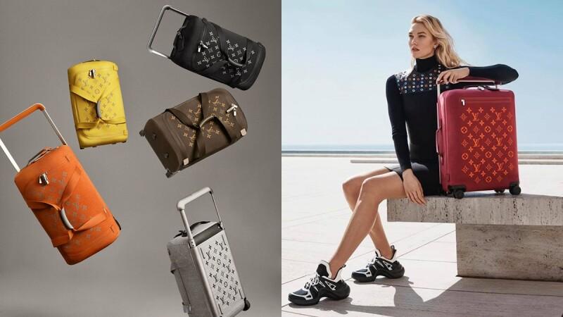 Louis Vuitton推出軟殼行李箱!桃紅、鵝黃…多種配色與尺寸 滿足旅遊控的各種需求