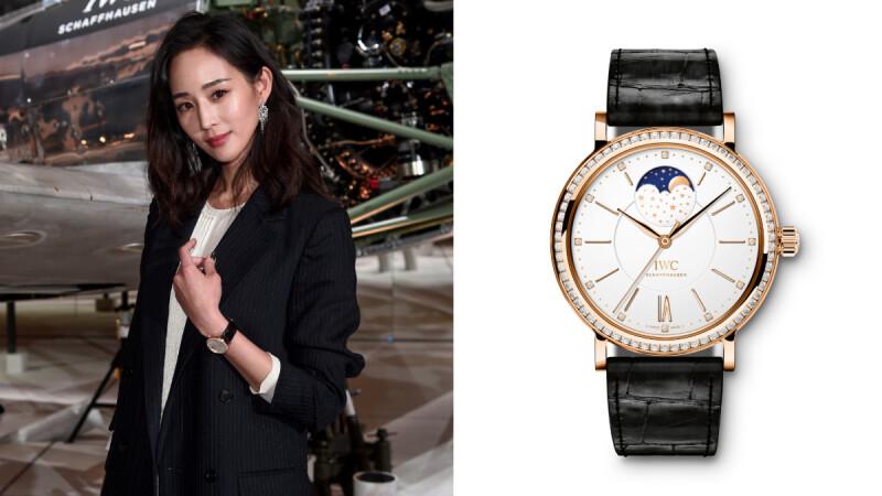 品味女神張鈞甯最愛腕錶解密,由內而外綻放的優雅迷人與精緻工藝,以耀眼傑作擄獲眾人目光!