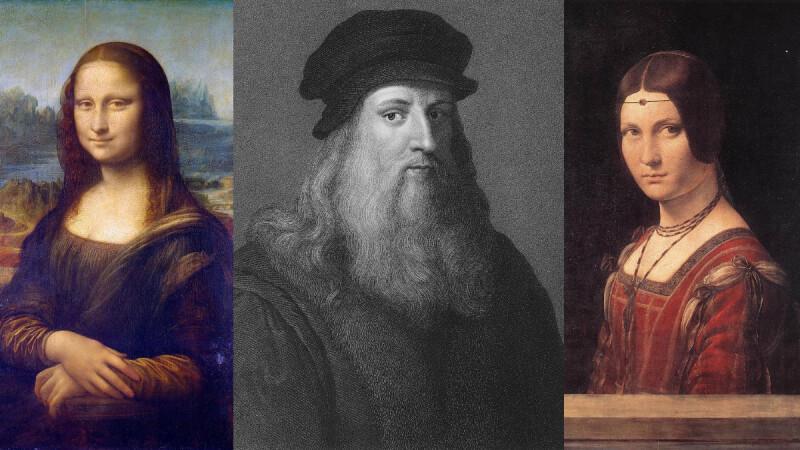 李奧納多・達文西再掀熱潮!文藝復興大師逝世五百年,巴黎、倫敦、米蘭爭相舉辦紀念展