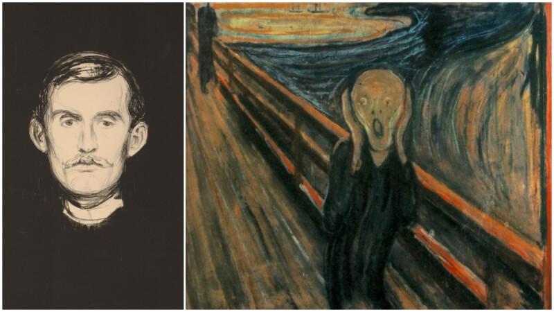 它被偷過兩次、靈感源自木乃伊?大英博物館舉辦孟克特展,揭露史上最暗黑名畫〈吶喊〉秘辛