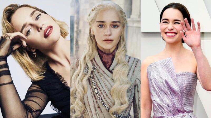 「龍母」Emilia Clarke除了是《冰與火之歌》戲裡的靈魂女角色,戲外的吸睛度也是百分百!