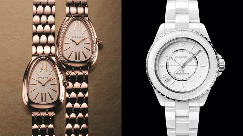 Chanel J12全面改款、Bulgari超美金錶、Chopard滑動鑽石...瑞士Baselworld巴塞爾鐘錶展速報(1)